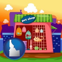 idaho a pet shop