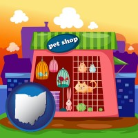 ohio a pet shop