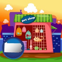 pennsylvania a pet shop