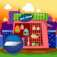 tennessee a pet shop